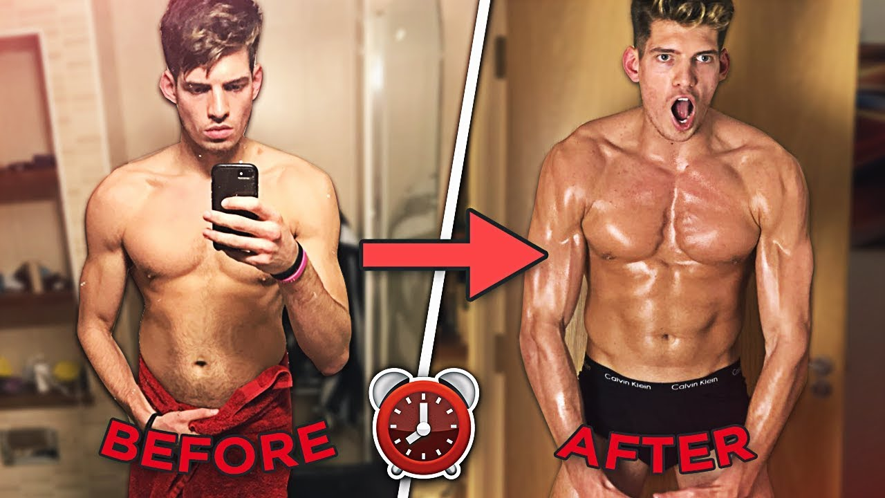 How To Get Ripped Fast 30 Days Youtube