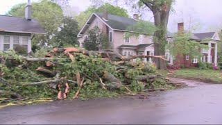 Tornadoes confirmed in Lincoln, Gaston, Alexander counties