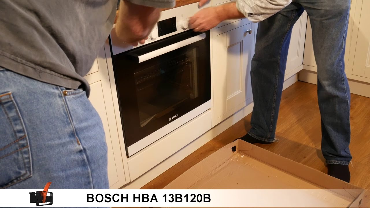 Bosch Electric Oven Youtube Wiring Diagram For Wall Clock