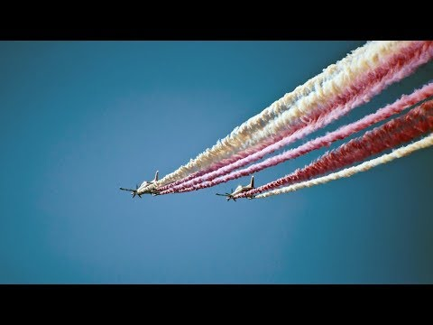 Qatar National Day 2018 l Airshow around Doha l
