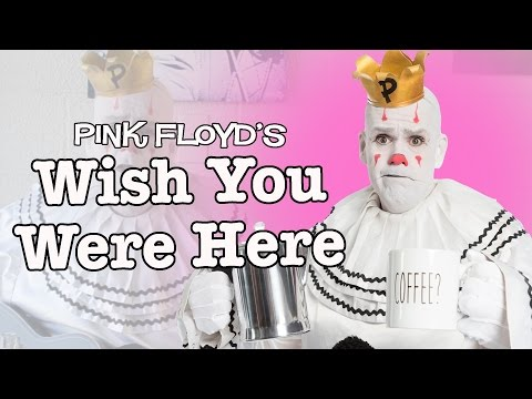 Wish You Were Here - Pink Floyd cover (in a coffee shop)
