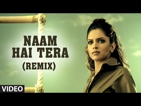 Naam Hai Tera (Remix) Video Song | Aap Ka Suroor | Himesh Re