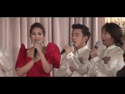 The Singing of Lupang Hinirang The Philippine National Anthem