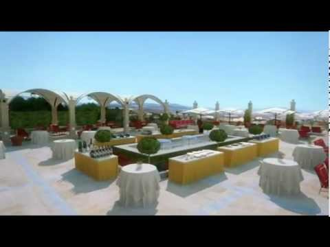 The Balcony of Mallorca, Castillo Hotel Son Vida, The Grand Terrace