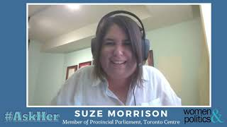 Suze Morrison One Piece of Advice