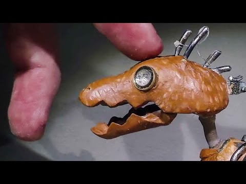 Training a DINOSAUR!!!