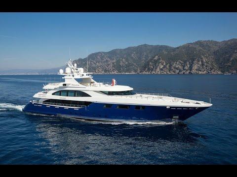$17.5 Million Dollar Yacht: My Dream by Ortona Navi