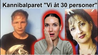 Kannibalparet som åt 30 personer! Dmitry & Natalia - TRUE CRIME