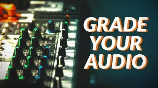 Sharpen Your Dialogue with a Basic Audio Grade | The Film Look
