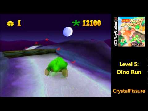Dino race timer