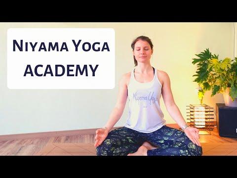 Academy | Informationsvideo über die Niyama Yoga Akademie | Lernplattform