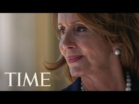 "Nancy Pelosi On Never Asking For Permission & Breaking The ""Marble Ceiling"" As A Woman 