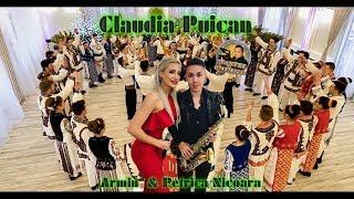 Claudia Puican   Se duce omul prin lume LIVE Petrica & Armin  NICOARA 2018