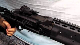 WE GBB M14 EBR RA-TECH SFA刻印+SAGE刻印Ver PART 2