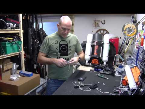 ISE Diving Knife How To