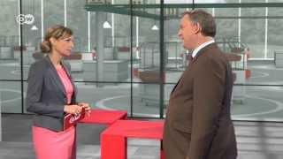 US-Haushaltsstreit - was droht der Weltwirtschaft? | Made in Germany - Interview