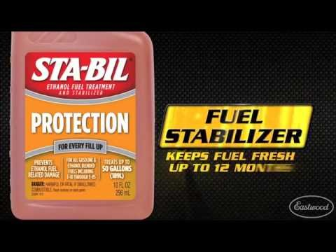 Sta-Bil Protection Fuel Additive - Why You Need In Your Gas Tank - Eastwood