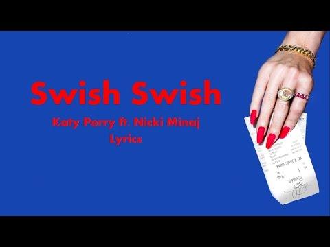 Katy Perry-Swish Swish LYRICS ft.Nicki Minaj