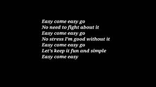 Dua Lipa ft. Alan Walker & Kygo - No Sweat(Lyrics)