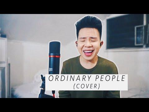 ORDINARY PEOPLE - John Legend (cover) Karl Zarate