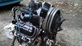 Капітальний ремонт двигуна ЗАЗ-965. Частина 1