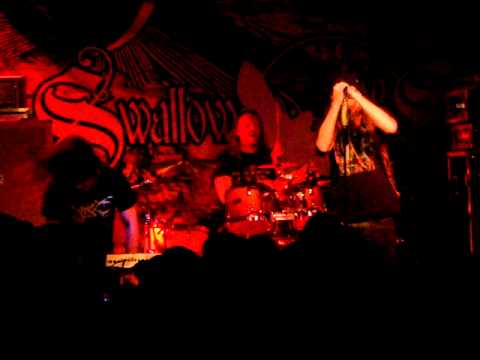 Swallow the Sun - These Woods Breathe Evil - live Prague 2010
