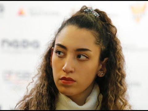 الإيرانية كيميا علي زاده تعتزم البدء بألمانيا في الألعاب الأولمبية  - نشر قبل 7 ساعة