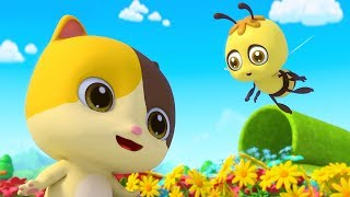 Beware of the Bee | Childrens Songs | Child Safety | BabyBus YouTube Videos