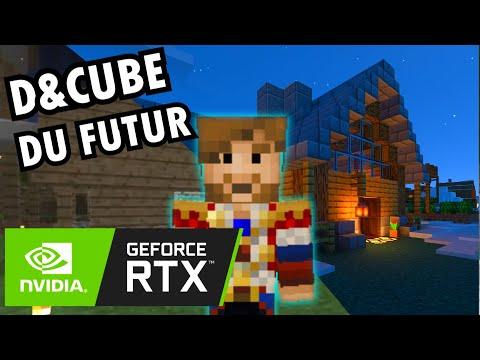 D&CUBE SAISON 2.0 DU FUTUR !!! -Minecraft RTX- [LA VRAIE VERSION] avec Bob
