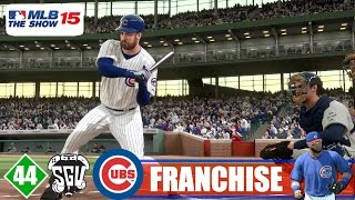 MLB 15: The Show (PS4) Chicago Cubs Franchise - EP44