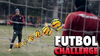 ÜNLÜ FUTBOLCUYLA FUTBOL CHALLENGE!