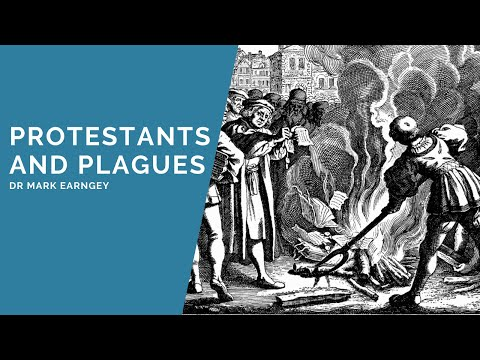 Protestants and Plagues