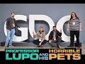 Professor Lupo and his Horrible Pets at GDC18