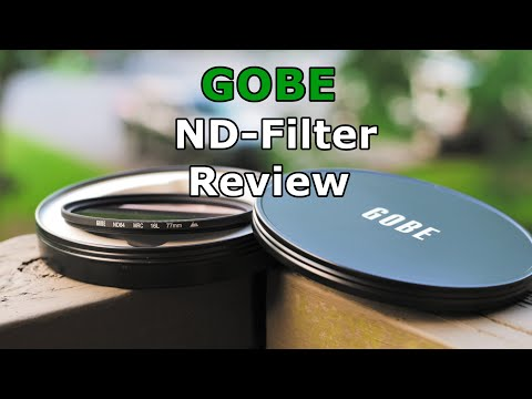 Stop Buying Variable ND Filters! GOBE ND64 6-Stop ND Filter Review