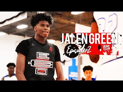"Jalen Green: Episode 2 ""Blowing Up"""