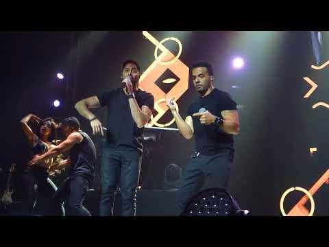 Cover Lagu Despacito (Live) - Luis Fonsi - Las Vegas - September 8, 2017 STAFABAND