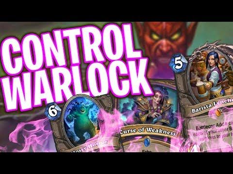 Finalmente proviamo il CONTROL WARLOCK! | Hearthstone ITA