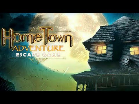Escape Game: Home Town Adventure - Full Playthrough (Android)