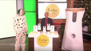 The Ellen Show | Furbo Is a Treat for Dogs and Owners Alike!