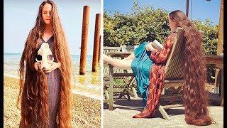 Девушка уверяет что вот уже 20 лет не мыла свои двухметровые волосы. Вот как они выглядят сейчас