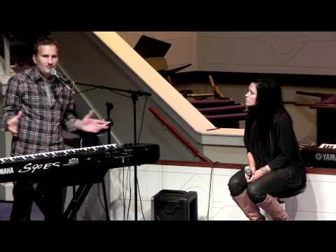 Kari Jobe and Klaus, Anointed Praise Conference 2011 part 3