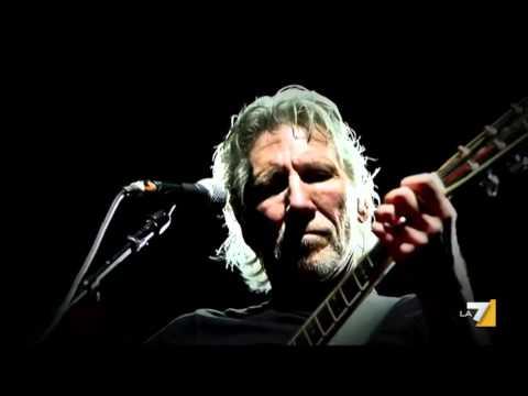 Stasera a Piazzapulita Roger Waters