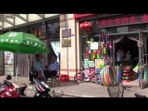 Tradtional Market in Yingkou.wmv