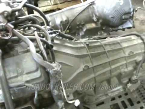 1990 FORD FUEL INJECTED 460 WITH E4OD TRANS LOW MILES! FROM MOTOR HOME  YouTube