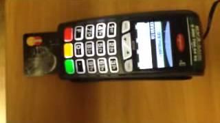 видео Как в магазине установить терминал для оплаты банковскими картами?