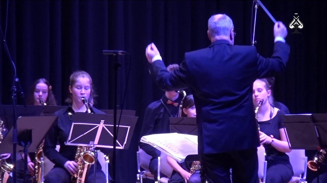 Adolphesax.com - AS Fest - SOS Sax Orquestra - Also Sprach Zaratustra by R.STRAUSS - Cond: A. CREPIN