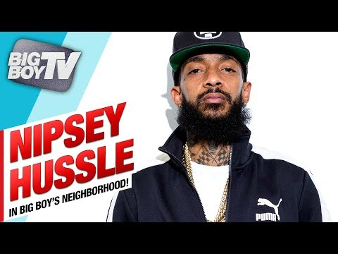 "Nipsey Hussle Celebrates Release of ""Victory Lap"", Shares Opinion on Card B & a Lot More!"