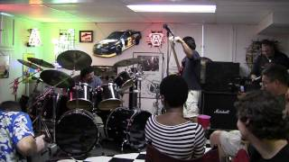 """One Nation Underground""  - TENSION band rehearsal (Sept. 4, 2011)"