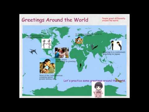 Greetings around the world youtube m4hsunfo Gallery
