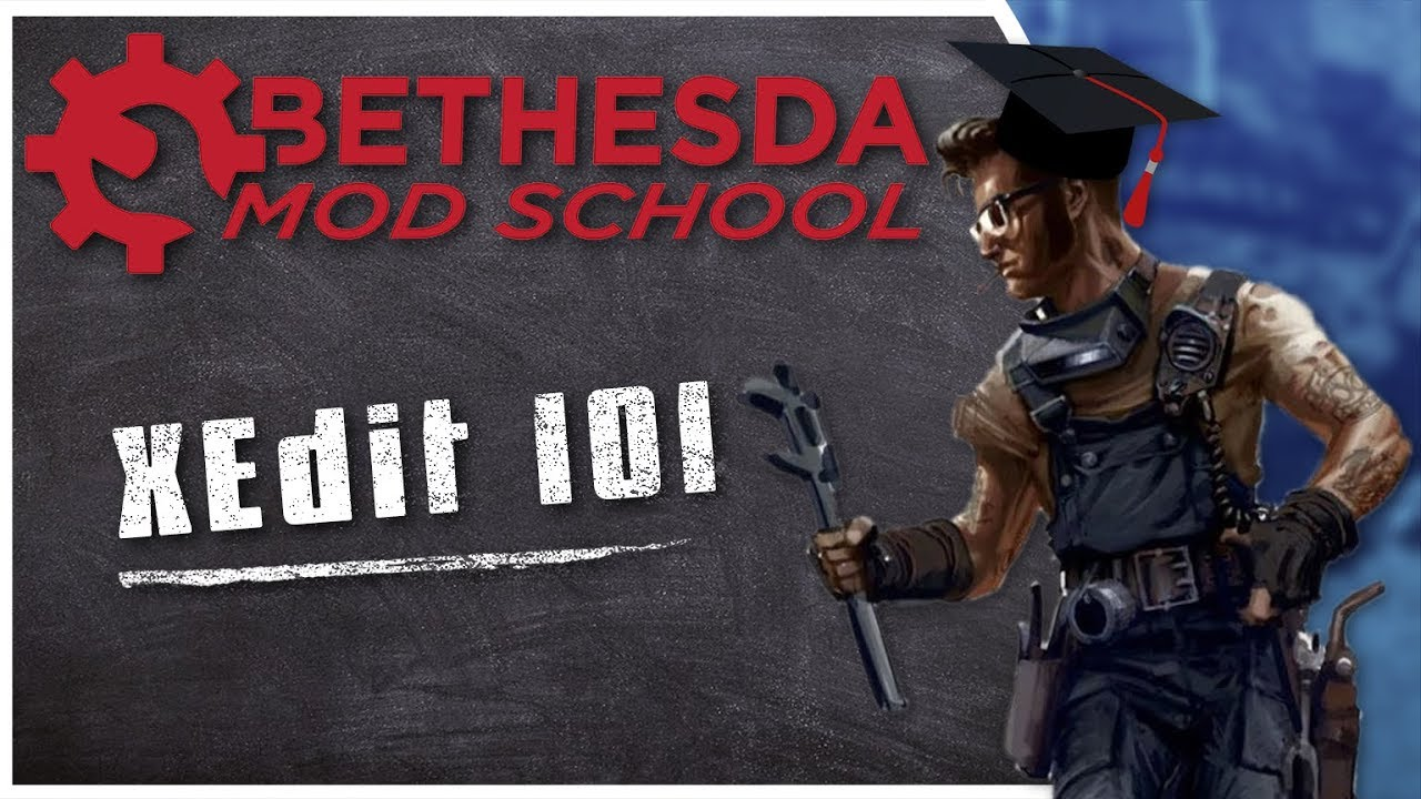 Bethesda Mod School Xedit 101 Fo4edit Basic Weapon Adjustments Youtube It goes a little fast so take your time and pause the video. youtube
